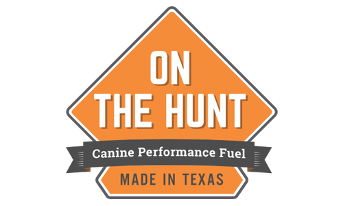 On The Hunt Canine Performance Fuel